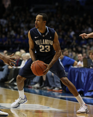 Dominic Cheek, Villanova
