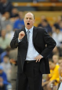 Ben Howland Has Had Some Great Successes At UCLA, But His Program Is Currently Struggling