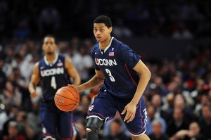 Sophomore Jeremy Lamb is already proving he will be a star this year.