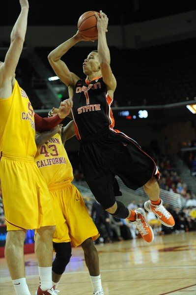 Jared Cunningham, Oregon State