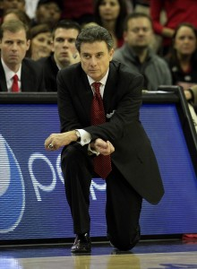 Pitino Will be Working Hard Against Butler