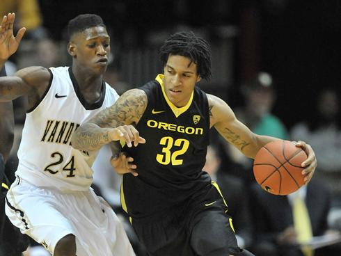 Jabari Brown, Oregon