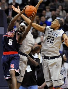 The Hoyas Have Outperformed Preseason Projections Thanks Two Wins Over Memphis And A Big Road Win In Tuscaloosa. (Richard Lipski/AP)
