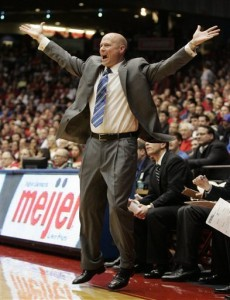 Seton Hall and coach Kevin Willard, like the rest of college hoops, have had to adjust to the new rules. (Getty)
