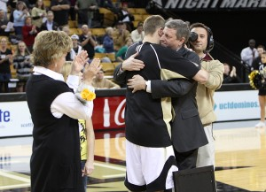 Kirk Speraw Left UCF As The Winningest Coach In Program History. (Photo by UCFsports.com