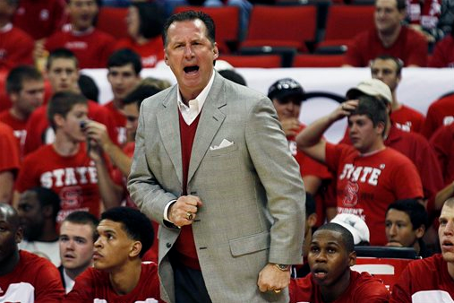 Mark Gottfried Celebrated His Contract Extension With a Horrific Opening Performance