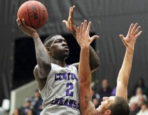 Central Arkansas Guard LaQuentin Miles Has Been A Conference Standout This Season (AP)