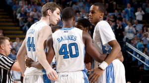 UNC Will Attack Texas With Their Forwards, Tonite on ESPN2 (Getty Images/P. Williams)
