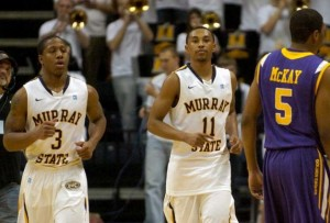 Isaiah Canaan and Donte Poole are Running Full Speed Ahead for Undefeated Murray State (AP Photo/L. Dennee)
