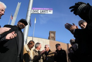 Gavitt Was a Trail Blazer Who Impacted the Lives of Many (Photo by Bob Breidenbach/Providence Journal)