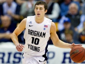 NCAA Basketball: Baylor at Brigham Young