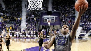 McGruder Led a Surprising K-State Team This Season