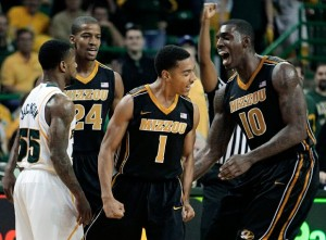 Kim English, Phil Pressey and Ricardo Ratliffe Brimmed With Confidence In Toppling Baylor On Saturday. (Tony Gutierrez/AP)