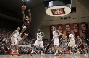 Indiana Allowed Too Many Easy Buckets vs. Minnesota (AP Photo/D. Cummings)