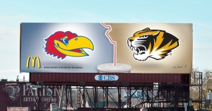 When Kansas and Missouri Face Each Other on February 4th, It Will Be the Egg McMuffin of the Big 12 season. (adweek.com)
