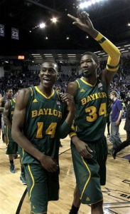 Will Some Pundits Begin to Take Baylor Seriously Now? (AP/C. Riedel)