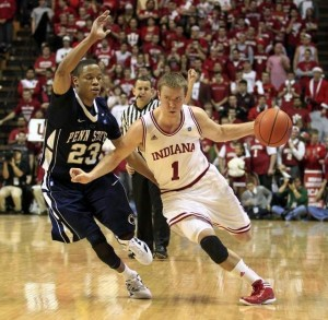 A Dynamic Offensive Attack has Led to Indiana's Success (AP Photo)