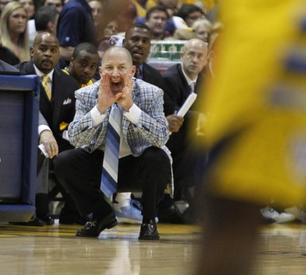 Marquette Basketball Has Come To Embody Many Of The Same Characteristics As Their Head Coach, Buzz Williams (MJS/R. Wood)