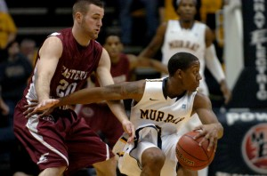 Isaiah Canaan and Murray State Continue Pushing Towards Perfection (AP Photo/S. Dennee)