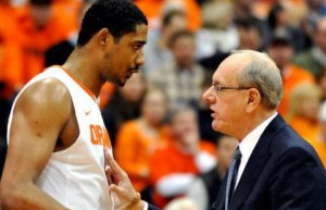 With Fab Melo Out, Will Cincinnati Find It Easier In The Paint ?