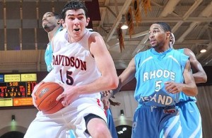 Jake Cohen (15) and Davidson Remain The Last Of The SoCon (AP)