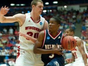 Kerron Johnson (ball) Leads A Talented Belmont Attack