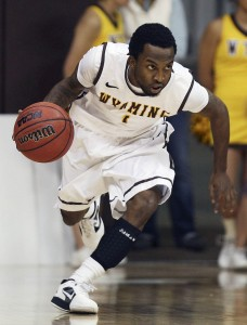 JayDee Luster's Improvement Has Been A Major Factor In Wyoming's 13-2 Record (photo credit: Andrew Carpenean)