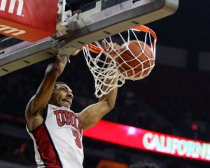 The High-Flying Runnin' Rebels are Finally Being Recognized as a Top Team (AP Photo/J. Gurzinski)