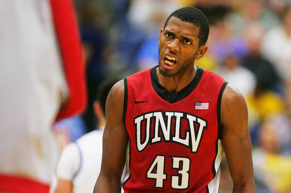Mike Moser, UNLV