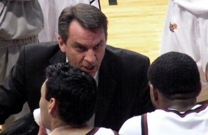 Steve Shields Has HIs UALR Team On Top Of The West Division (burnthehorse.blogspot.com)