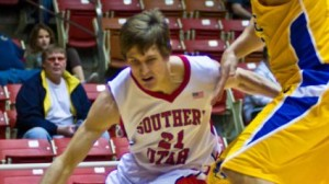 Jackson Stevenett Paces The Southern Utah Offense With 13.9 PPG