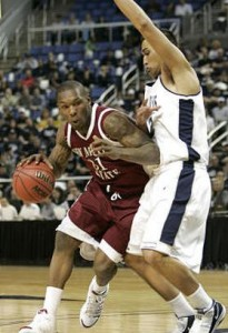 Wendell Mckines And New Mexico State Kept Pace With Nevada With A Stellar Week That Included A Win At Utah State.