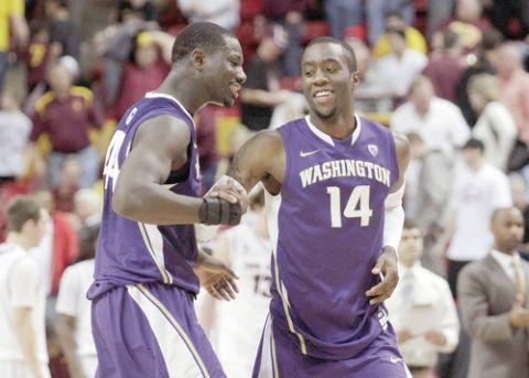 Washington, Tony Wroten, Darnell Gant