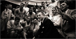 John Wooden Built a Dynasty at UCLA as the Game's Greatest Coach (Getty Images/R. Clarkson)