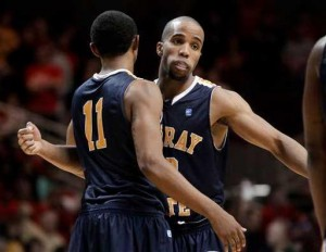 Murray State Has Gotten Stronger Since Losing its Only Game (AP Photo/J. Roberson)