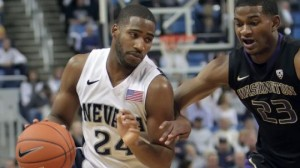 Barring A Major Collapse, Deonte Burton and Nevada Are On Their Way To A WAC Title (AP)
