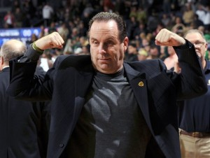 Mike Brey's Team Has Won Eight in a Row and Looks Really Strong (AP Photo/J. Raymond)
