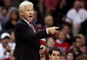 Bob McKillop and Davidson Sit Atop Our Latest Power Rankings (AP)