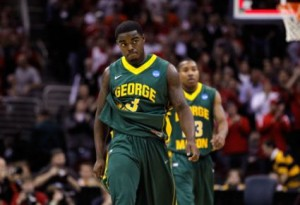 Bryon Allen (3) and George Mason Have A Tougher-Than-Many-Believe Roadie Against Delaware On Saturday