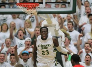 Colorado State Must Win Tonight in Front of a Raucous Home Crowd (AP Photo/B. Gutierrez)