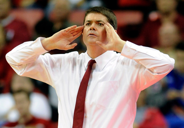 UNLV's Midseason Separation With Dave Rice Is Apropos For A Messy Year In The Mountain West (Getty Images/E. Miller)
