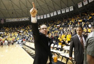 Gregg Marshall hopes that Wichita State can now get the media coverage they deserve (AP)