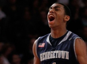After A Thriller That Needed Extra Time, Don't Be Surprised If Hollis Thompson and Georgetown Run Into Syracuse Against In The Near Future (AP)