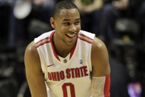 The Interior Battle Between Jared Sullinger And The Michigan Front Line Should Be Fun To Watch (AP)