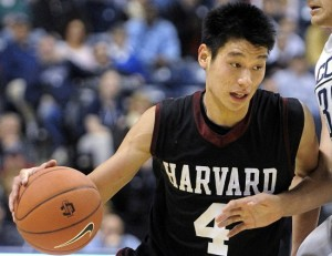 Jeremy Lin Was a Harvard Star With NBA Potential That Has Finally Been Realized (AP Photo/F. Beckham)
