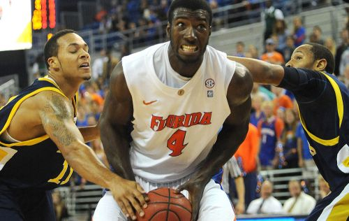Can Patric Young have another monster game against the Wildcats?