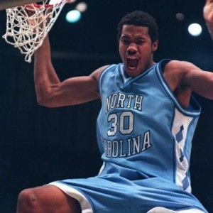 UNC's Rasheed Wallace Made A Lot of Noise in the NBA; He Also Made A Lot of Money (AP Photo)