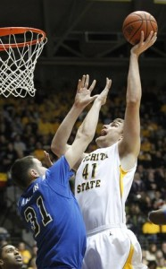 Garrett Stutz Has Powered The Shockers Past Creighton In The Last Power Rankings.