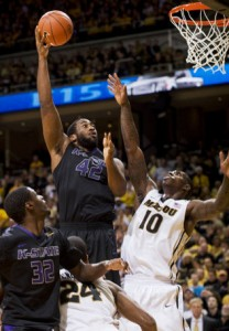 The Wildcats Notched A Key Win Over Missouri Last Week. (L.G. Patterson/AP Photo)