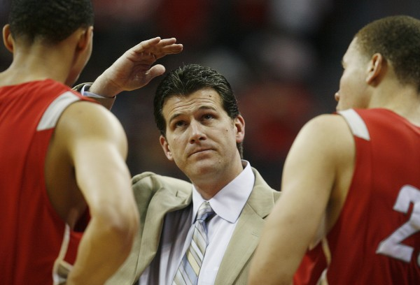Alford Was Left Scratching His Head Monday Night (AP Photo/I. Brekken)